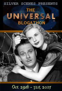 Universal Blogathon - Deanna